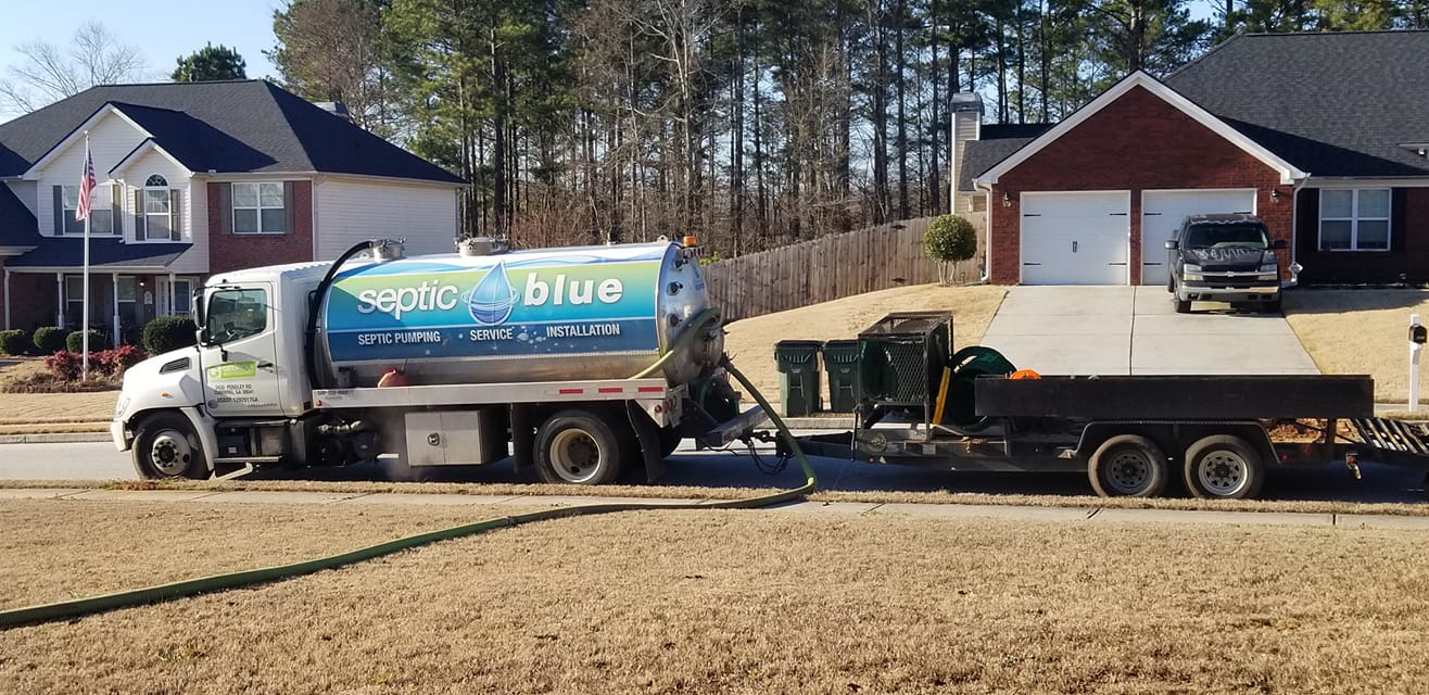 Septic Cleaning in Raleigh