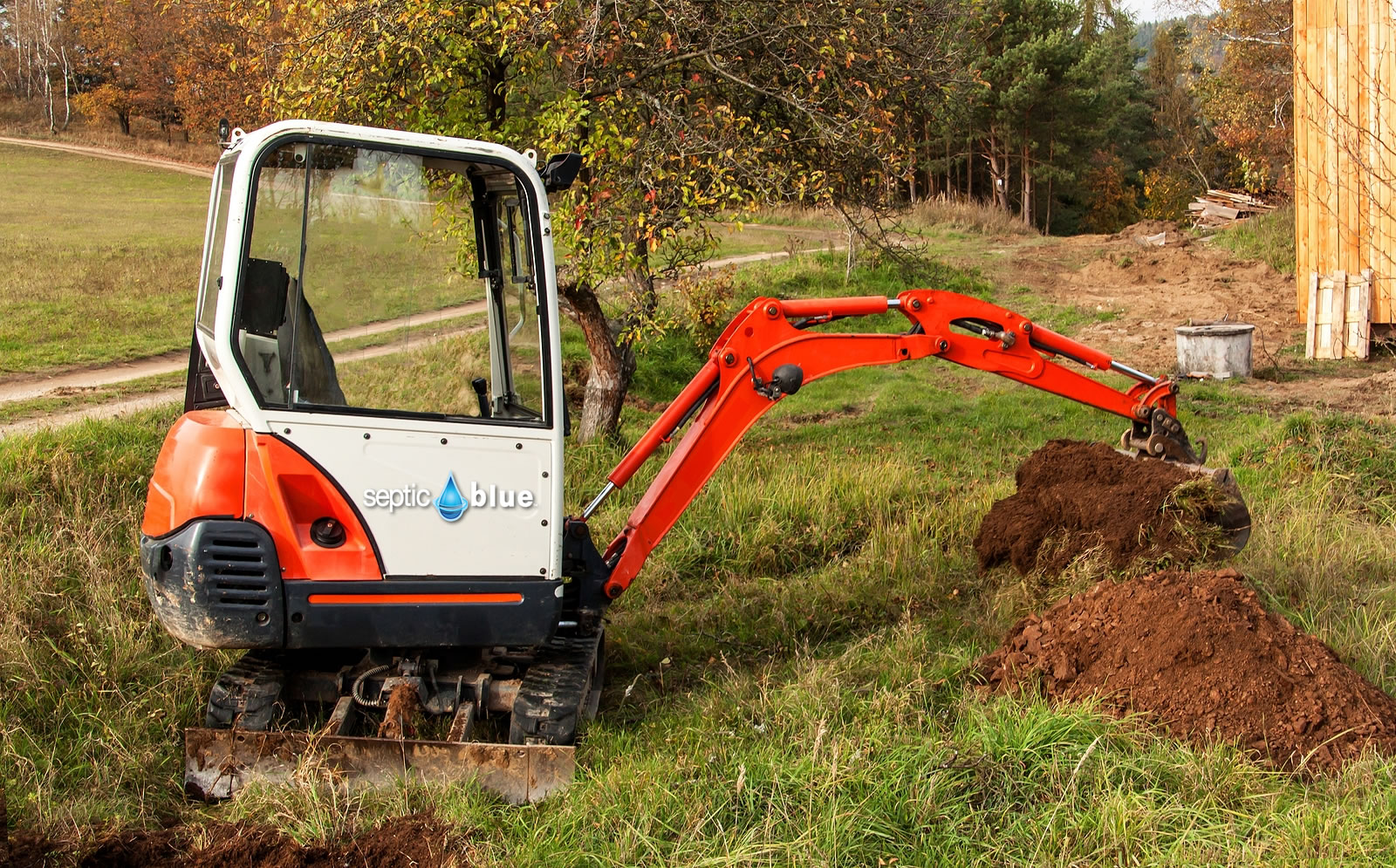 Septic Tank Cleaning in Cary