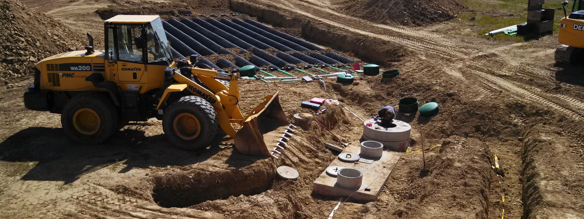 Septic Tank Installation in Cary