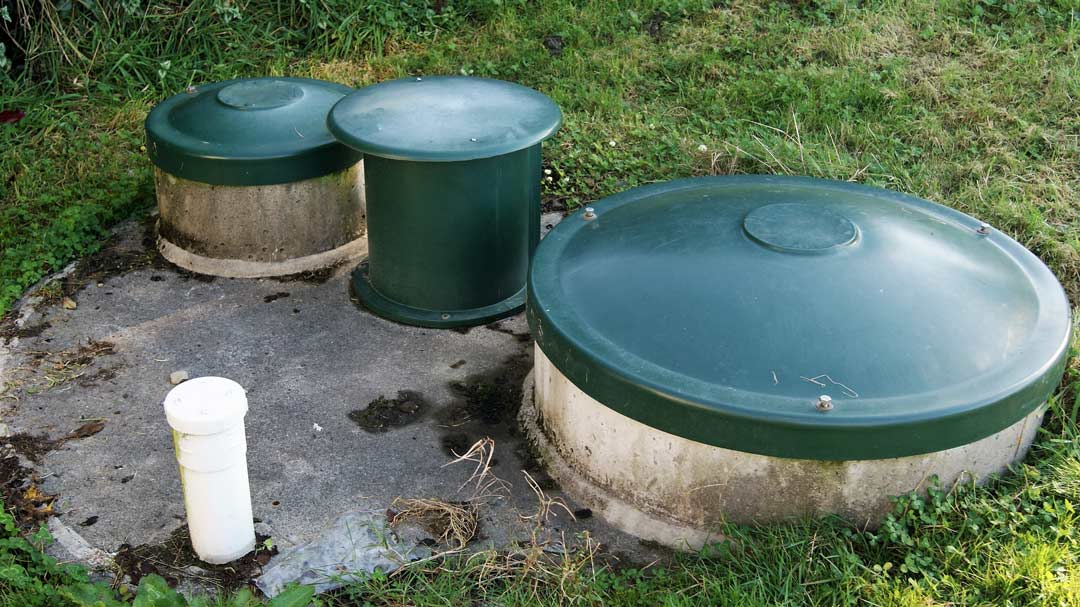 Where Should You Place Your Septic Tank System?
