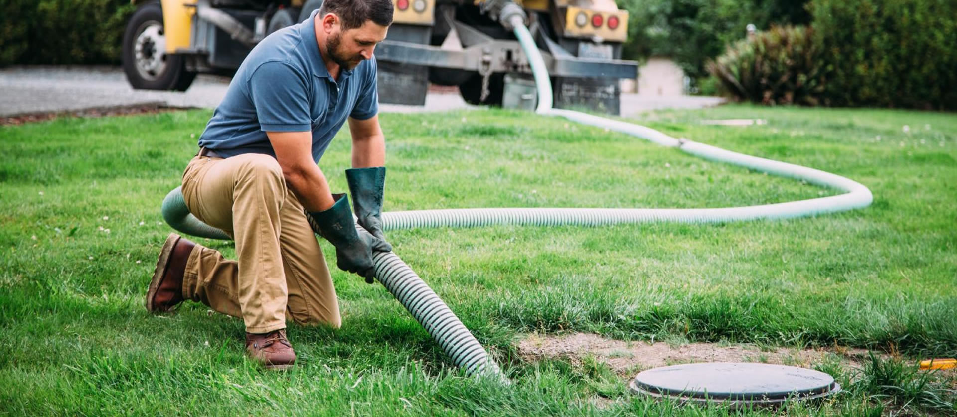 Signs to Empty Out Your Septic Tank