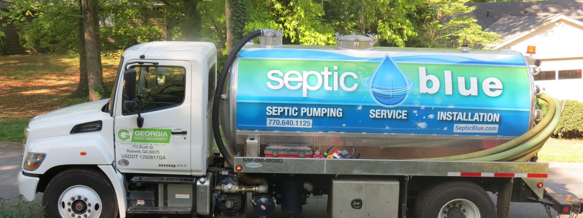 Septic Tank Repair